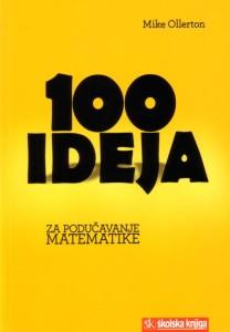 100 ideja za poducavanje matematike