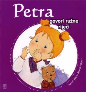 Petra govori ruzne rijeci
