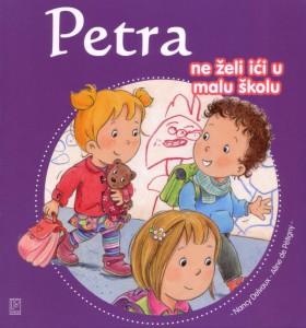 Petra ne zeli ici u malu skolu