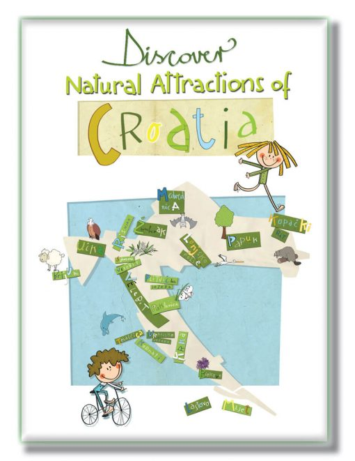Discover natural attractions of Croatia