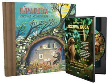 Ježeva kućica + DVD