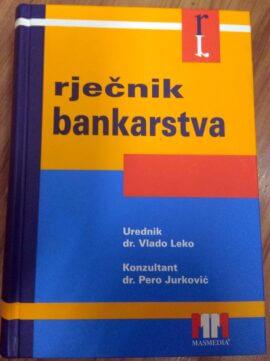 RJEČNIK BANKARSTVA