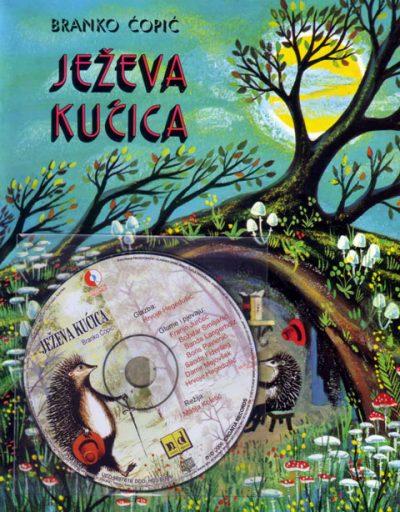 Ježeva kućica plus CD